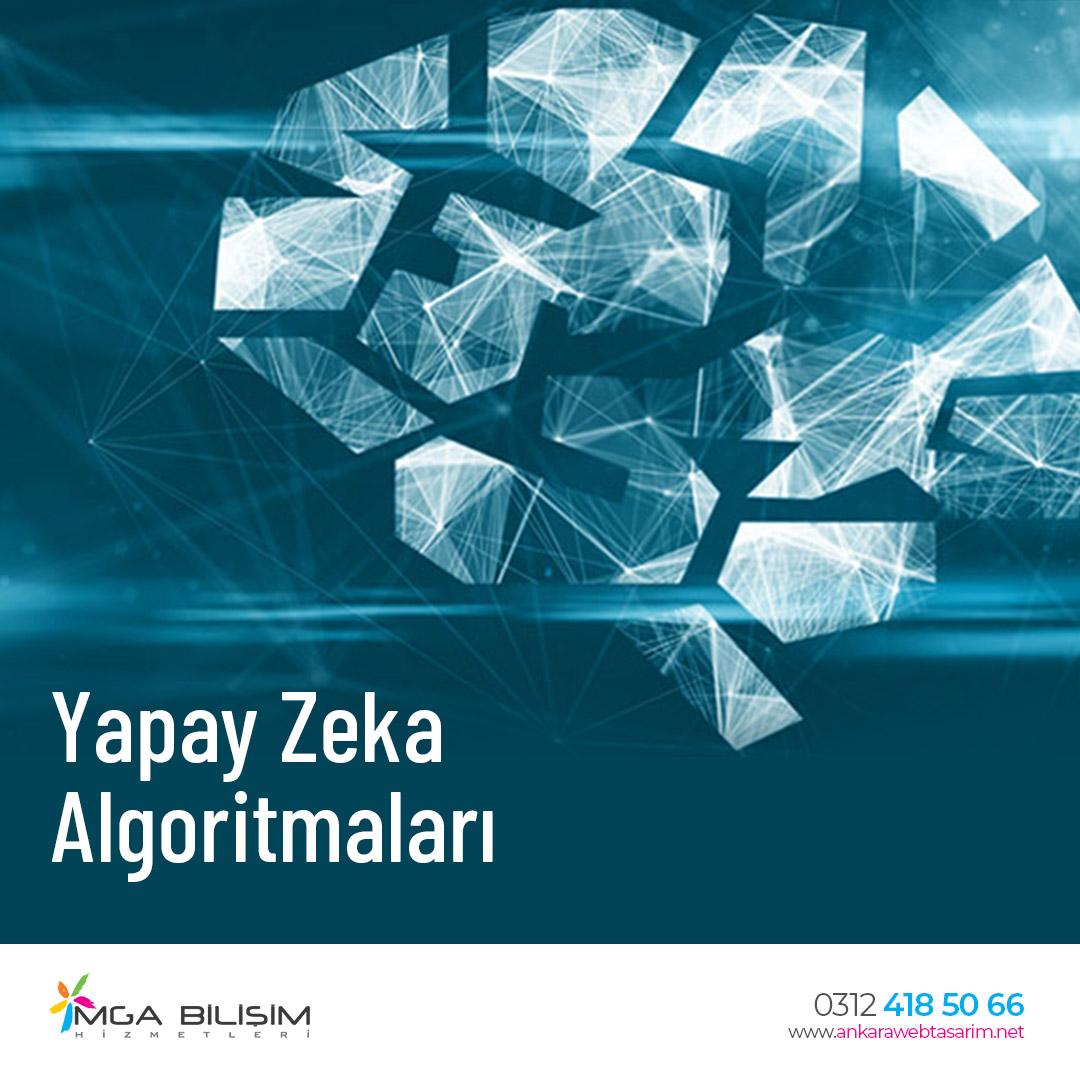 Yapay Zeka Algoritmaları Nelerdir?